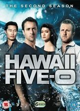 HAWAII FIVE O - SEASON 2 - DVD - REGION 2 UK
