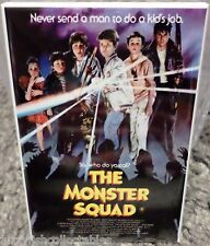 "Monster Squad Style 2 Movie Poster 2"" x 3"" Refrigerator Locker MAGNET"