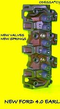 NEW 1 FORD RANGER EXPLORER 4.0 OHV EARLY CYLINDER HEAD 90-95 5 Year Warranty