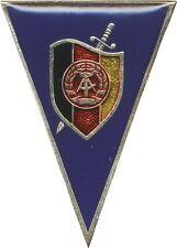 DDR B.0908 Stasi - Absolventenabzeichen (blau)