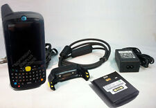 Motorola MC65 MC659B QWERTY 2D Barcode Scanner AT&T Verizon Camera GPS WM6.5 pda