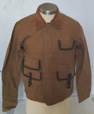 POLO RALPH LAUREN PARAFIN MILITARY CANVAS GOLDEN WHEAT HUNTING FIELD JACKET SZ M
