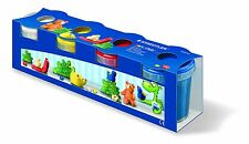 Staedtler Noris Club Modelling Clay Dough - Pack 4 Standard Colours