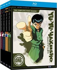 Yu Yu Hakusho: Season One, Two, Three, Four: 1, 2, 3, 4: Complete Series NEW!!!