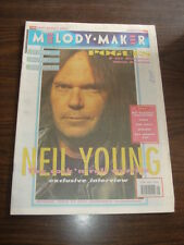MELODY MAKER 1991 NOVEMBER 30 POGUES NEIL YOUNG SKID ROW MICHAEL JACKSON HOLE