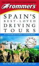 Frommer's Spain's Best-Loved Driving Tours by King, Mona