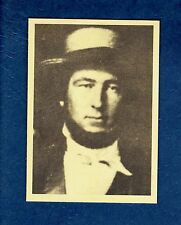 ALEXANDER J.CARTWRIGHT,JR~19th Century Baseball Greats(1987 Scholle&Scholle,LTD)