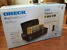 New! Oreck ProShield Next Air Purifier Next AIR12BC12