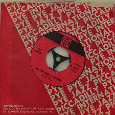 """THE KINKS - WHERE HAVE ALL THE GOOD TIMES GONE / 7N.15981-B  7""""SINGLE (G400)"""