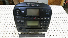 02 03 04 05 JAGUAR X TYPE CLIMATE CONTROL RADIO CD PLAYER ASSEMBLY