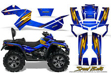 CAN-AM OUTLANDER MAX 500 650 800R GRAPHICS KIT CREATORX DECALS STICKERS SBBL
