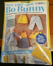 Kitazine Craft Network magazine issue 2 your Own Bo Bunny Kit +Step-by-Step