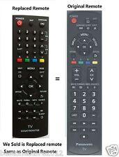"""NEW PANASONIC N2QAYB000706 N2QAYB000485 Replace REMOTE CONTROL FOR 32"""" ~ 85"""" TV"""