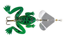 5399001 Pesca Spinning Artificiale Black Bass Catch Frog Rana in silicone soft