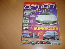 Option auto N°161 F430 Novitec.Koenigdegg CCX.Veyron