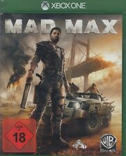 Mad Max - Xbox ONE  - Neu & OVP - Deutsche Version!