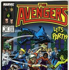 The AVENGERS #291 with Thor & She-Hulk from May 1988 in VF/NM con. NS