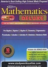 Studyworks Math Deluxe 6.0, Good Video Games