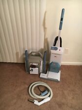 Aerus Electrolux Lux 3000 Upright Vacuum Cleaner With Caddy And Attachments
