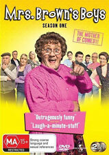 MRS. BROWNS BOYS (COMPLETE SEASON 1 - DVD SET SEALED + FREE POST)