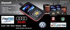 BEST OBD2 VW iCarsoft i908 codice di guasto Scanner Diagnostica Reset Airbag