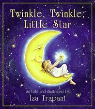 Twinkle, Twinkle Little Star by Iza Trapani, Acceptable Book