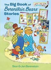 The Big Book of Berenstain Bears Stories by Jan Berenstain and Stan...