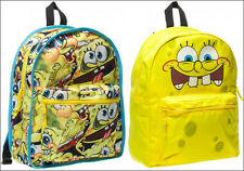 Spongebob Squarepants Nickelodeon Reversible Large School Backpack Bag Costume