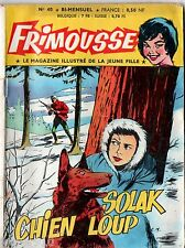 FRIMOUSSE n°40 ~+~ 1960 ED CHATEAUDUN ¤ MES HISTOIRES ILLUSTREES PREFEREES