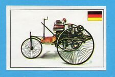 AUTOMOBILE-PANINI 1975-Figurina n.17- BENZ PATENT - GERMANIA 1886 -Rec