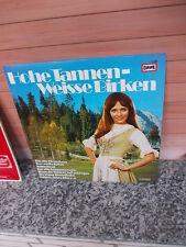 Hohe Tannen - Weisse Birken, eine Schallplatte