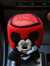 Mickey Mouse Car Accessory #C : Manual or Round-Head Shift Knob Gear Stick Cover