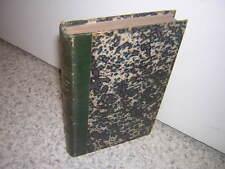 1864.le roman contemporain / Nettement.misérables Victor Hugo