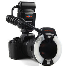 Meike MK-14EXM Macro LED Ring Flash Light For Nikon D7000 D5100 D3100 D90 D800