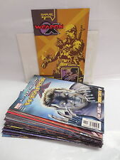 Weapon X Marvel Comic Books 0, 1-28 Wolverine Sabretooth X-Men