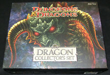 D&d miniatures donjons & dragons dragon collector's set