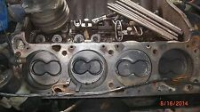 1969 CADILLAC 472 or 500 8.1 ENGINE BLOCK STD BORE - REBUILT HEAD AVAILABLE ***