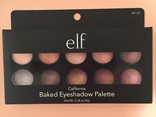 e.l.f. Studio Baked Eyeshadow Palette - California, New In Box 85132
