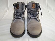 TIMBERLAND BOYS YOUTH BOOTS #10934 - Size 4.5 Medium - Gray