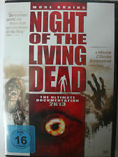 Night of the Living Dead - The Ultimate Docomentation - George A. Romero Zombie