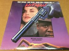 Diary of a Hitman Laserdisc Whitaker James Belushi Sharen Stone Fenn BRAND NEW