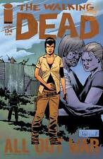 The Walking Dead #124 Image Comic Book First Printing All Out War Part 10