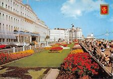 BR89177 eastbourne the carpet of flowers  uk