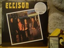 ELLISON LP/'71 Canada/TOP WORLDWIDE HEAVY STONER ROCK/Black Sabbath/Led Zeppelin