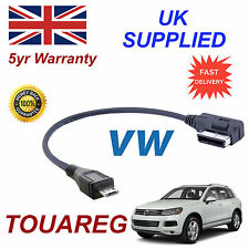VW TOUAREG AMI MMI  5G0051763C  MP3 PHONE MICRO USB Cable replacement