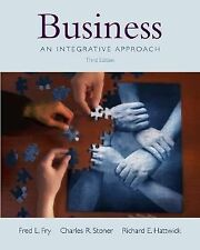 Business:  An Integrative Approach with Student CD and PowerWeb