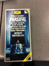 Richard Wagner: Parsifal; 5 LP Boxed Set SEALED Herbert Von Karajan; Berliner