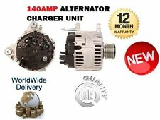PER SEAT ALTEA XL 04-09 1.6 2.0 TFSI TDI 4X4 140AMP ALTERNATORE CARICATORE UNITÀ