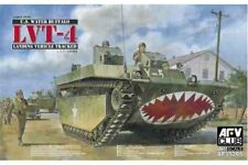 AFV Club AF35205 1/35 U.S. Water Buffalo LVT-4 Early Type