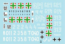 Star Decal 1/35 #35943 Hungarian Pz.Kpfw.IV & Hetzer